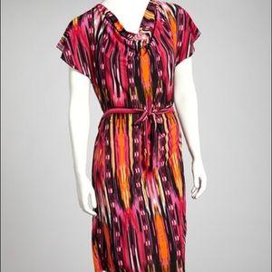 Jon & Anna Multi Coloured Dress